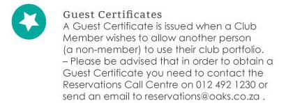 guest certificate